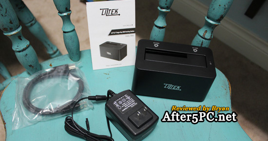 Liztek HDDT1BSA USB 3.0 Super Speed to SATA Single Bay - Review