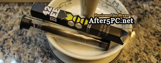 42 BEES Stainless Steel Eyebrow Tweezer Review