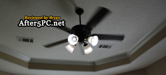 Home Accessory Review: PECHAM F2 Universal Ceiling Fan and Light
