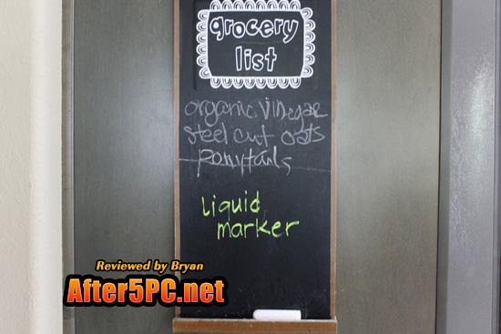 Kids Liquid Chalk Markers Review
