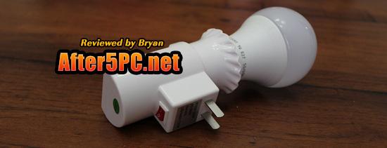 24f2e813dd7 Motion Sensor Light Pro Motion Sensing Socket Plug with LED Bulb Review