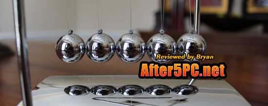 ActionFly Newtons Cradle Balance Balls Physics Pendulum Science Desk Office Classic Toy Review