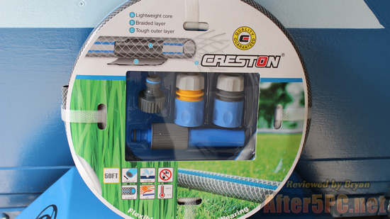 Looking for a lightweight garden hose that can handle the job in any season? The Creston Garden Water Hose with Nozzle Sprayer and Tap is something to ... & After5PC.netHome u0026 Garden Accessory: Creston Garden Water Hose with ...