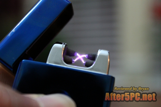 Electric Flameless Rechargeable Emergency Survival Lighter Review