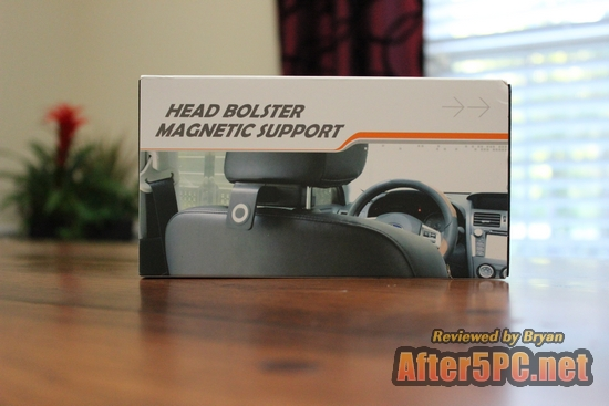 Car Headrest Hanger and Mobile Device Mount Review