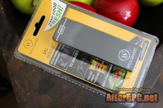 WilliSmart Handheld Heat Seal Bag Sealer Review
