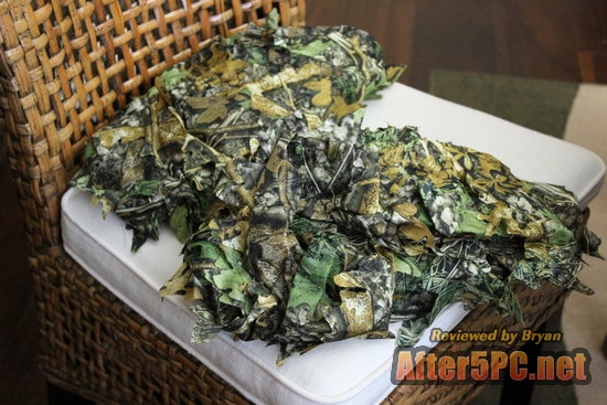 Best Recommended Sniper Outfitters XL Ghillie Suits 3D Leafy Camo Suit for Hunting. Ghillie Suit for Men Camouflage Army Military Clothing and Camo Hunting Suit, Excellent for Deer, Elk, Bird and Turkey Hunting