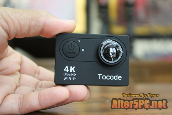Review Tocode H9R Ultra HD 4K Sports Action Camera Review