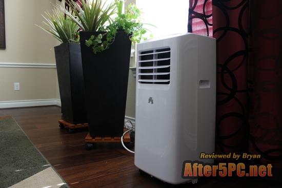 Review JHS A019-8KR/A 8000 BTU Portable Air Conditioner Review