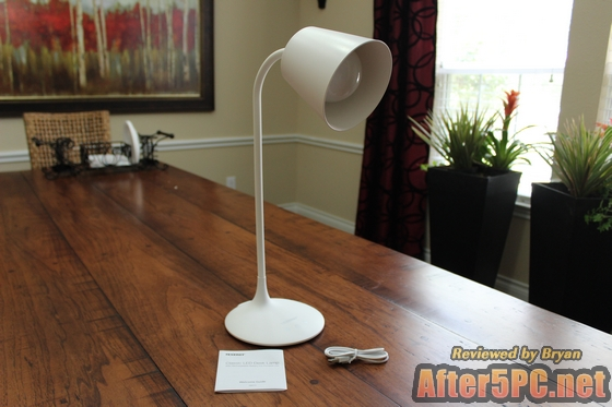 Best Recommended Tenergy Classic LED Desk Lamp Review