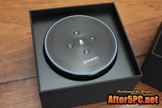 Review eMeet OfficeCore M1 Wireless Conference Speaker Review