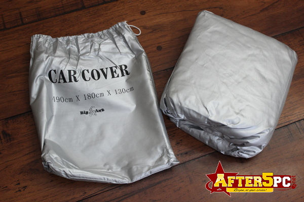 Review Big Ant Full Size Waterproof Car Cover Review