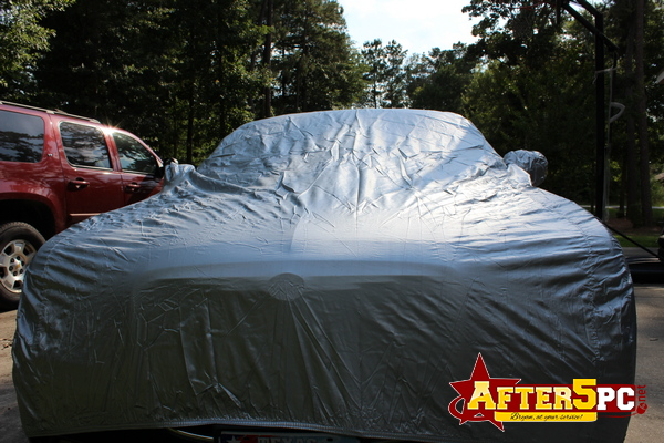 Best Recommended Big Ant Full Size Waterproof Car Cover Review