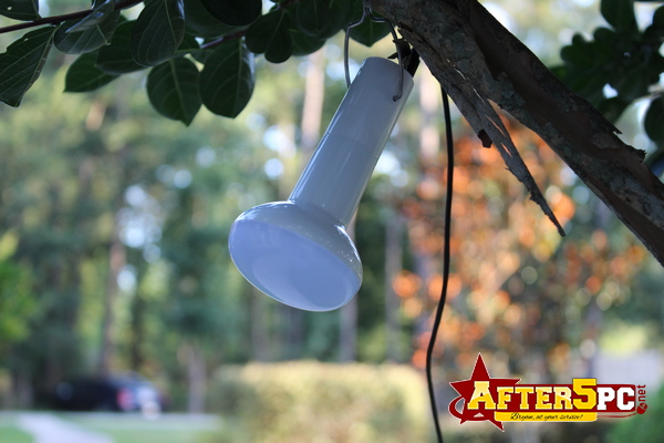 Review FuKang Portable Solar Camping Lantern Light Review