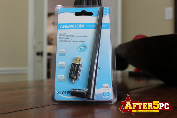 ANEWKODI AC600 USB Wireless Adapter Review and Installation