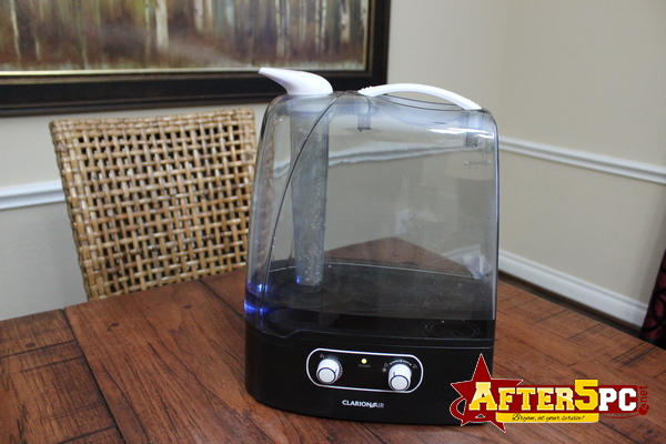 Best Recommended Clarion Air Ultrasonic Cool Mist Humidifier Review
