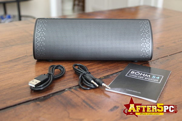 Best Recommended BOHM S4 Portable Wireless Bluetooth Speaker Review