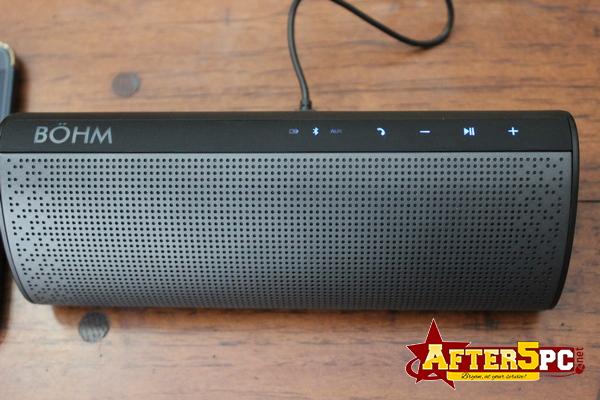 Amazon BOHM S4 Portable Wireless Bluetooth Speaker Review