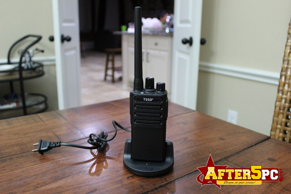Best Recommended TSSD Walkie Talkie Two-Way Radio Review