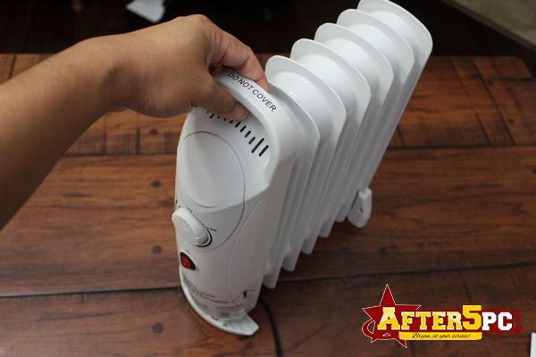 Trustech Mini Radiator Oil Filled Heater
