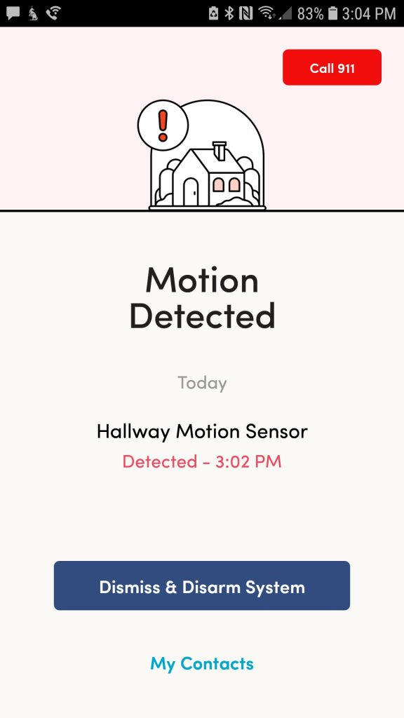 Instantly Alert Your Phone When Motion is Detected ? Insurance Discounts ? WiFi Security System for Home, Office or Any Sensitive Location ? Motion Sensor