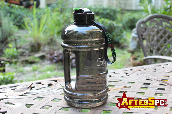 Review SOCOO 2.2 Liter Large Capacity Water Bottle Water Jug Review