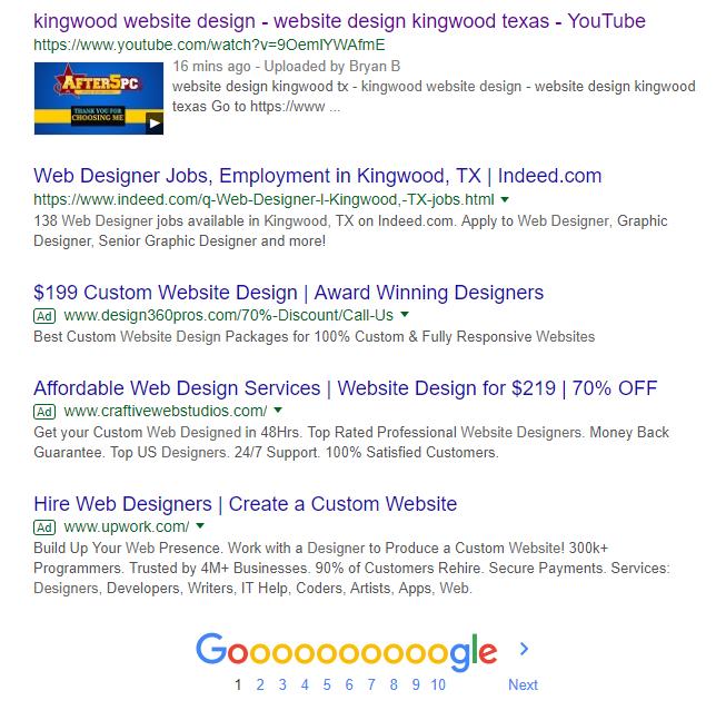 website design kingwood tx - kingwood website design - website design kingwood texas