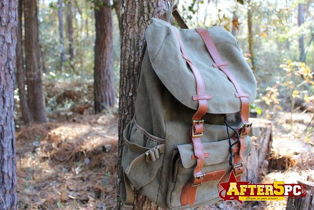 American Shield Granite 25 Backpack Review