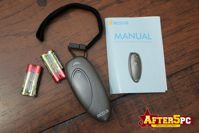 Modus Ultrasonic Dog Trainer Anti-Barking Device Review - After5PC