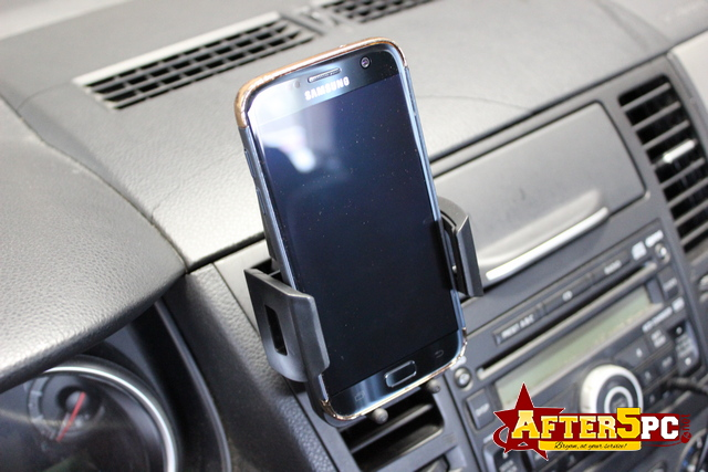 Review Car Phone Mount Air Vent, Humixx Cellphone Car Holder with Quick Easy Release Button Review