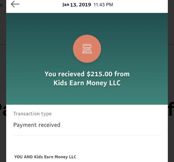 Review Scam KidsEarnMoney.co Kids Earn Money LLC