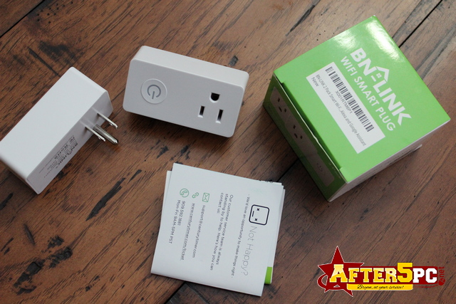 Review BN-LINK Smart Wifi Plug Outlet Review