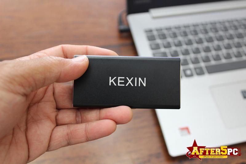 KEXIN Portable External SSD Drive Review