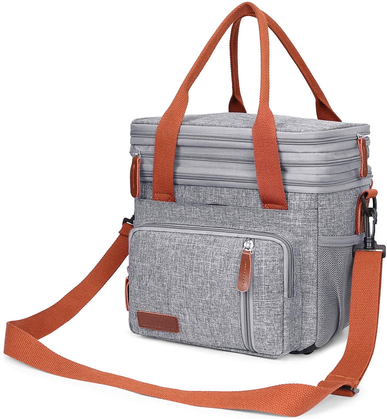 UtoteBag Insulated Lunch Bag With Shoulder Strap Video Review