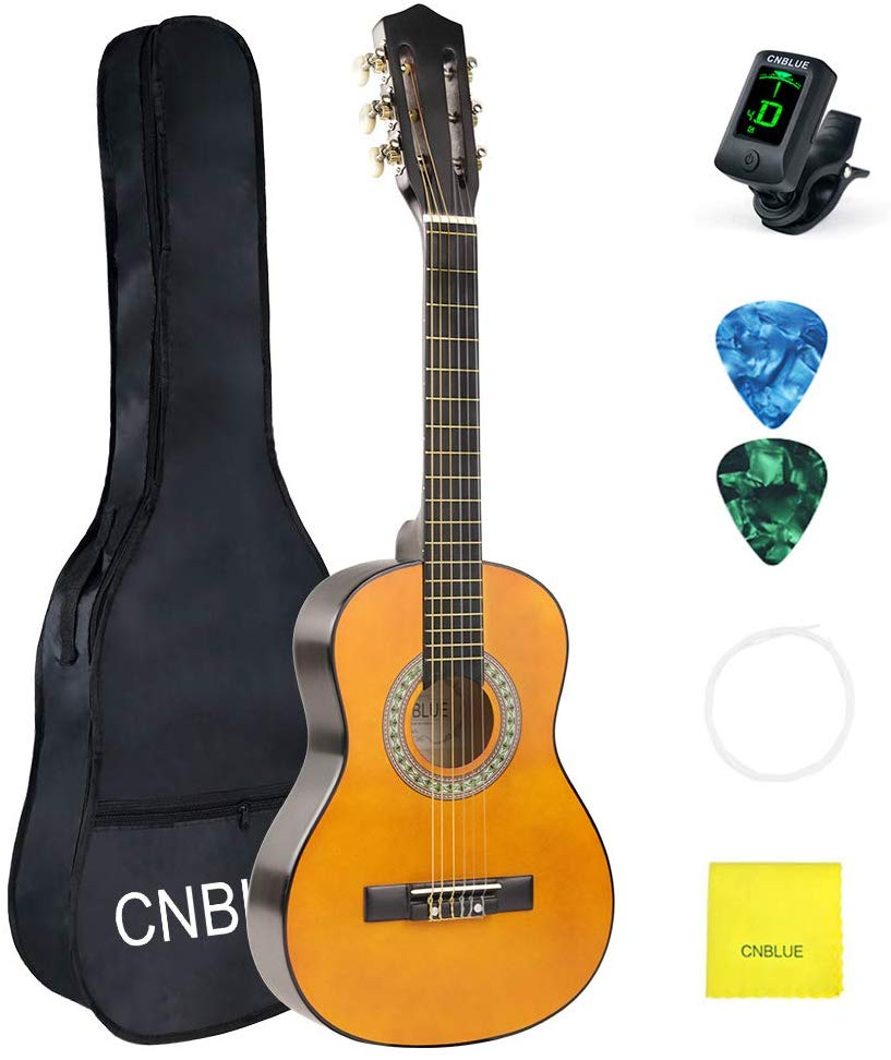 Wholesale Discount Best Recommended CNBLUE Kids Beginner Classical Guitar Video Review