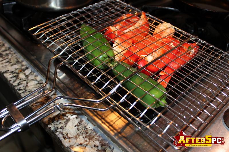 SUMPRI Barbecue Grill Basket Review