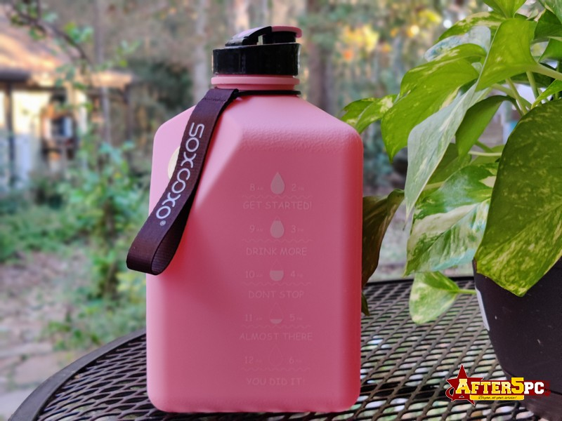 SOCOO 91 Oz 1 Gallon Water Bottle Jug Review