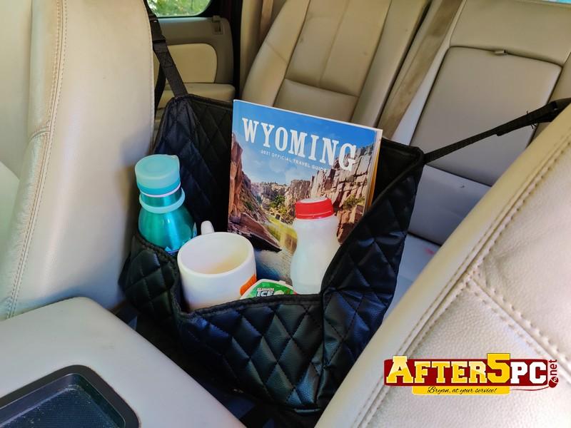 VANOKA Car Backseat Organizer Review