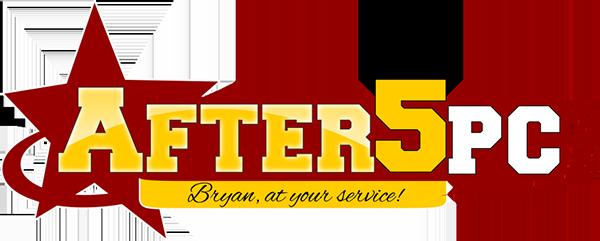 Best website design in Porter Texas - After5PC.net