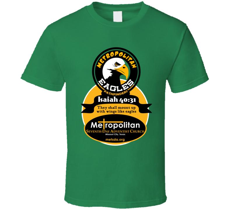 Metropolitan Eagles Pathfinder Club Shirt