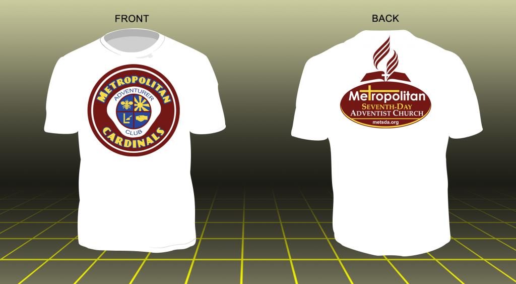 Metropolitan Cardinals Adventurer Club Shirt